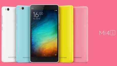Flash Sale, Xiaomi Mi4i Terjual 8.000 Unit