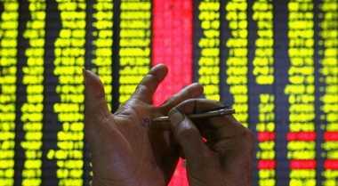 \Sektor Tambang Turun 1,3%, IHSG Terkoreksi 10 Poin\
