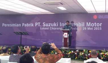 \      Mendag Gobel Ingin Pabrik Suzuki RI Tembus ASEAN   \