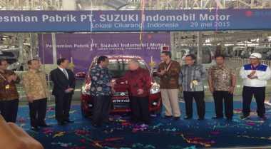 \Mendag Gobel Sangat Mengagumi CEO Suzuki yang Berumur 85 Tahun\