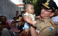 Ahok <i>Pede</i> Warga Jakarta Kumpulkan KTP untuk Calonkan Dirinya