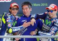Musuh Terbesar Rossi di MotoGP