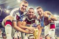 Euforia Piala Dunia Berdampak Buruk bagi Pemain Jerman