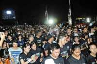 Lari 5 Km di Light Run Star Wars, HT Mengaku Sudah Biasa