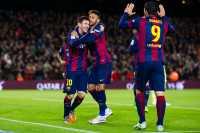 Tiki-Taka di Balik Gol Kedua Barcelona