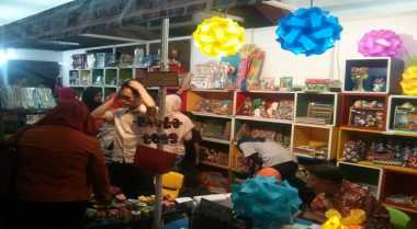\40 Persen Peserta Jakarta Fair Merupakan UKM\