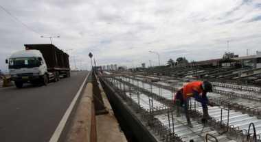 \Menteri Basuki: Ketebalan Jalan Tol Cikampek-Palimanan Excellent!\