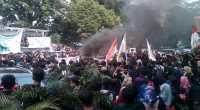 Mahasiswa Koma Kena Gas Air Mata Usai Demo di Istana