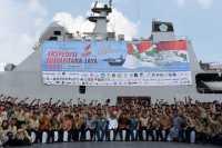 Tim Ekspedisi NKRI Bertolak ke Pulau Komodo