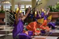 Seni Budaya Anak Indonesia Pukau Rakyat Amerika