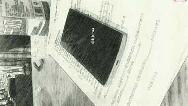 Gambar Sketsa OnePlus 2 Muncul di Media Sosial