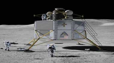 Inilah Teknologi Penyelamat Bumi dari Ancaman Asteroid