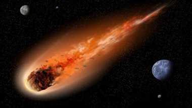 Tabrakan Bumi vs Asteroid hanya Soal Waktu