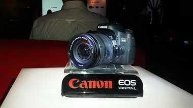 Canon Luncurkan Kamera EOS M3, 760D, dan 750D