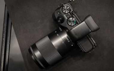 Canon EOS M3, Kamera Mirrorless dengan Layar Berputar