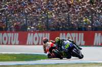 Rossi Yakin Ungguli Marquez Sebelum Insiden Terjadi