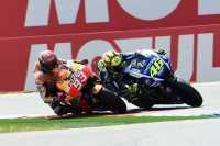 Insiden Rossi-Marquez Naikkan Rating Televisi