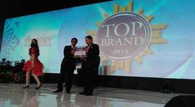 \Indovision Raih Penghargaan Top Brand 2015 Kategori Televisi Berlangganan\