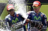 Rossi Bicara Peluang Juara di MotoGP 2015