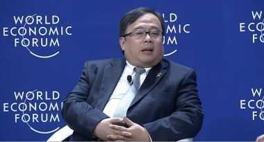 \   Utang Menumpuk, Menkeu Bantah Nasib Indonesia Bisa Seperti Yunani   \