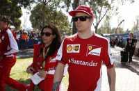 Raikkonen Santai Hadapi Isu Hijrah dari Ferrari