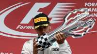 Hamilton Bisa Pecahkan Rekor Schumacher