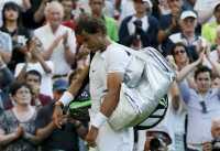 Nadal Angkat Koper Lebih Awal di Wimbledon 2015