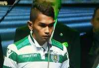 Fans Sporting Berharap Martunis Jadi Penerus Ronaldo