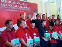 PDIP Cabut Rekomendasi Calon Kepala Daerah yang Nakal