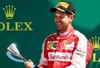Berkah Hujan untuk Vettel
