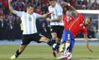 Cile vs Argentina Berlanjut ke Extra Time