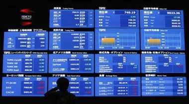 \Pelemahan Bursa Jepang & China Sebabkan IHSG Turun 1,3%\