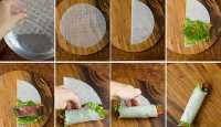 Bikin Spring Roll, Pilih Rice Paper Seperti Ini