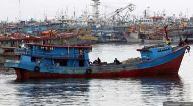 \Ikuti Jejak PTN Ambon, Merauke Vonis Lima Kapal Sino Illegal Fishing\