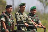 Jokowi Lantik Jenderal Gatot & Sutiyoso Bersamaan