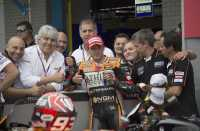 Rider Yamaha Gagal Tampil di Tanah kelahirannya