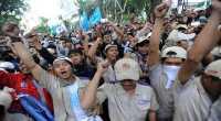 Revisi JHT Rampung Bulan Ini, Buruh Diminta Tak Demo Dulu
