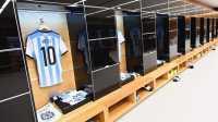 Kalah di Final, Ruang Ganti Argentina Ricuh