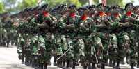 30 Ribu Prajurit TNI Siap Amankan Lebaran