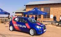 Buasnya Datsun GO Rally di Gerotek Track Facility
