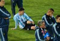 Curhat Sakit Hati Messi di Facebook
