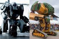 Duel Robot Jepang-AS Akan Segera Terealisasi