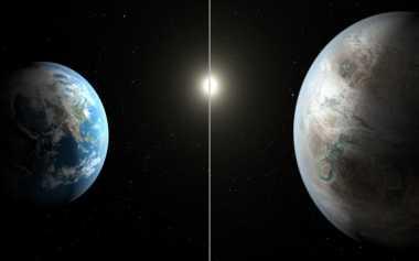 NASA Temukan Dunia Baru untuk Dihuni Manusia?