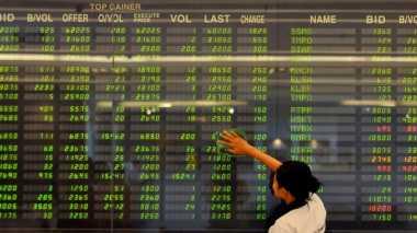 \Dibanding Malaysia & Singapura, Pasar Saham RI Paling Fluktuatif\