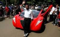 Kejaksaan Tahan Tersangka Korupsi Mobil Listrik