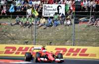 Almarhum Pembalap Ini Begitu Berarti untuk Ferrari