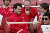 Cinta Fabregas untuk Arsenal Takkan Pernah Berubah