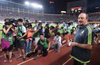 Benitez Mampu Kembalikan Kejayaan Madrid