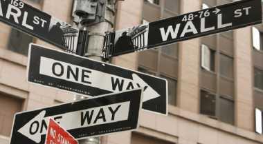 \Wall Street Menguat Dipicu Pernyataan The Fed\