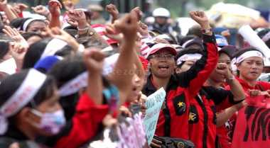 \Buruh minta Jokowi Turun Tangan Atasi K3\